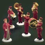 Dept 56 CIC Salvation Army Band in Algonquin, Illinois