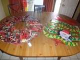 """2 large Christmas balloons """"NEW"""" in Houston, Texas"""