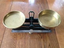 Cast Iron N Brass Slide Scale in Cherry Point, North Carolina