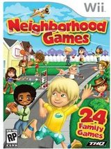 New in Package - Neighborhood Games for Wii in Bartlett, Illinois