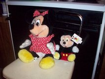 Vintage Minnie and Mickey Mouse in Camp Lejeune, North Carolina