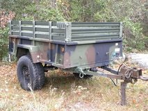 Trailer,M101A3---HUMVEE in Camp Lejeune, North Carolina