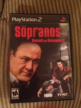 playstation 2 sopranos game in Eglin AFB, Florida