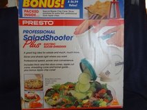 electric professional salad shooter in Spring, Texas