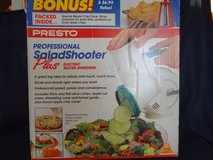 electric professional salad shooter in Tomball, Texas