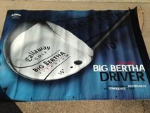 Callaway Golf Banner - Large and in Excellent Condition in Houston, Texas