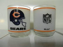 Chicago Bears Frosted Glass in Chicago, Illinois