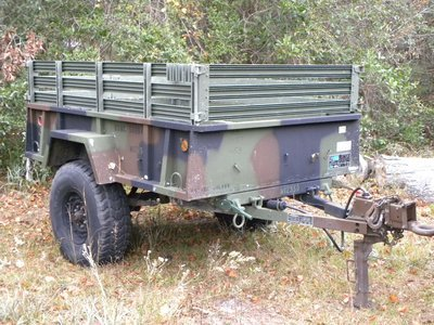 Trailer,M101A3---HUMVEE | Military Stuff for sale on ...